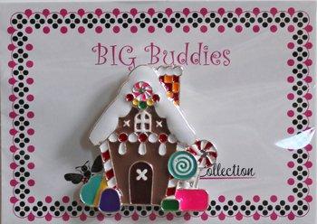 Needle Nanny Gingerbread House