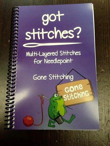 Multi-Layered stitches for needlepoint