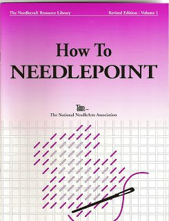 how to needlepoint booklet