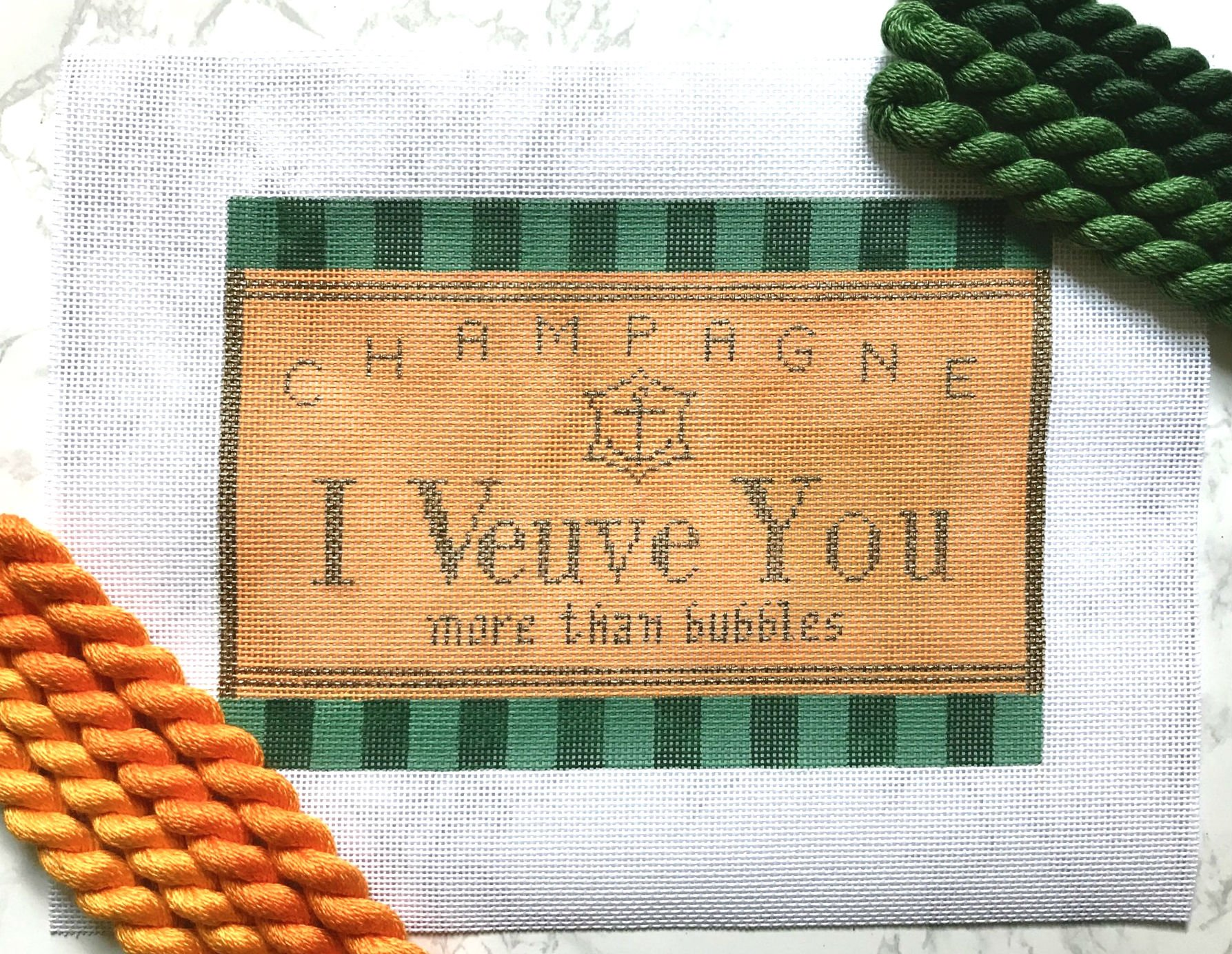I Veuve You More Than Bubbles