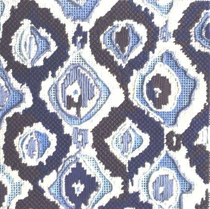 ikat needlepoint stitch guide