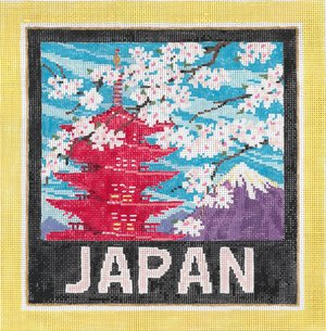 Japan Needlepoint