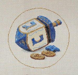 Judaic Needlepoint<BR>Game