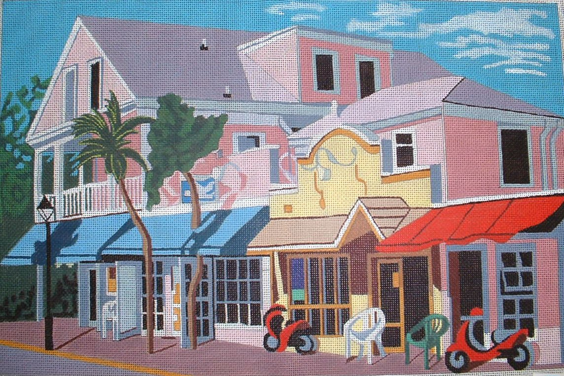Shop Key West Needlepoint