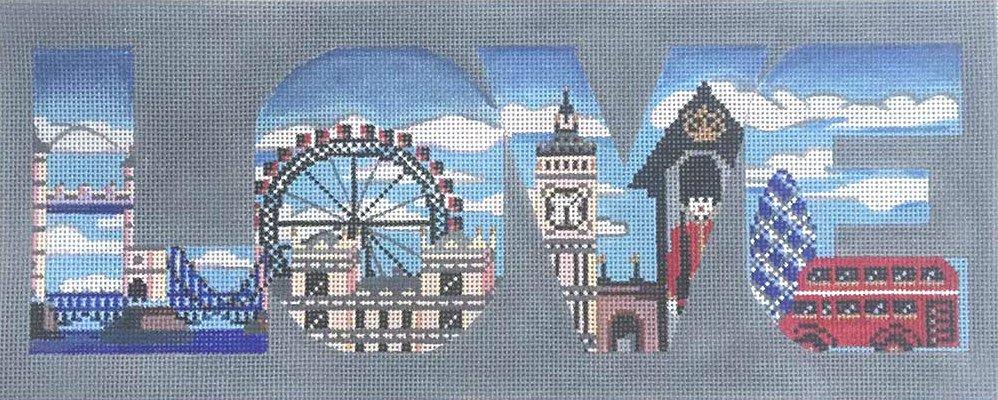 London Love Needlepoint