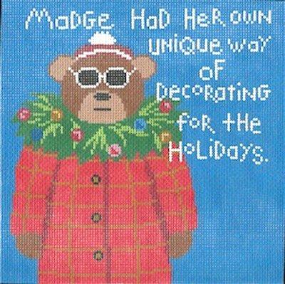 Madge Holiday Decorating