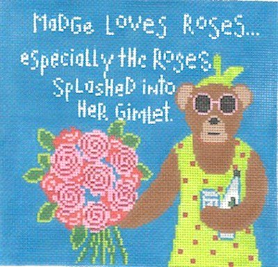 Madge Roses Gimlet