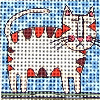Maggie Needlepoint<BR>Who Me?