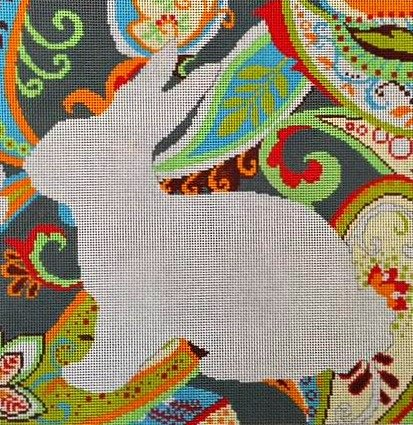 Paisley Rabbit<BR>The Meredith Collection