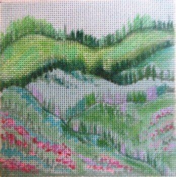 Misty Mountain by JulieMar
