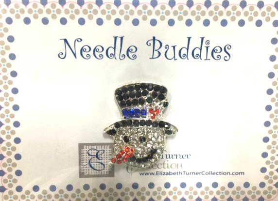 Needle Nanny Snowman