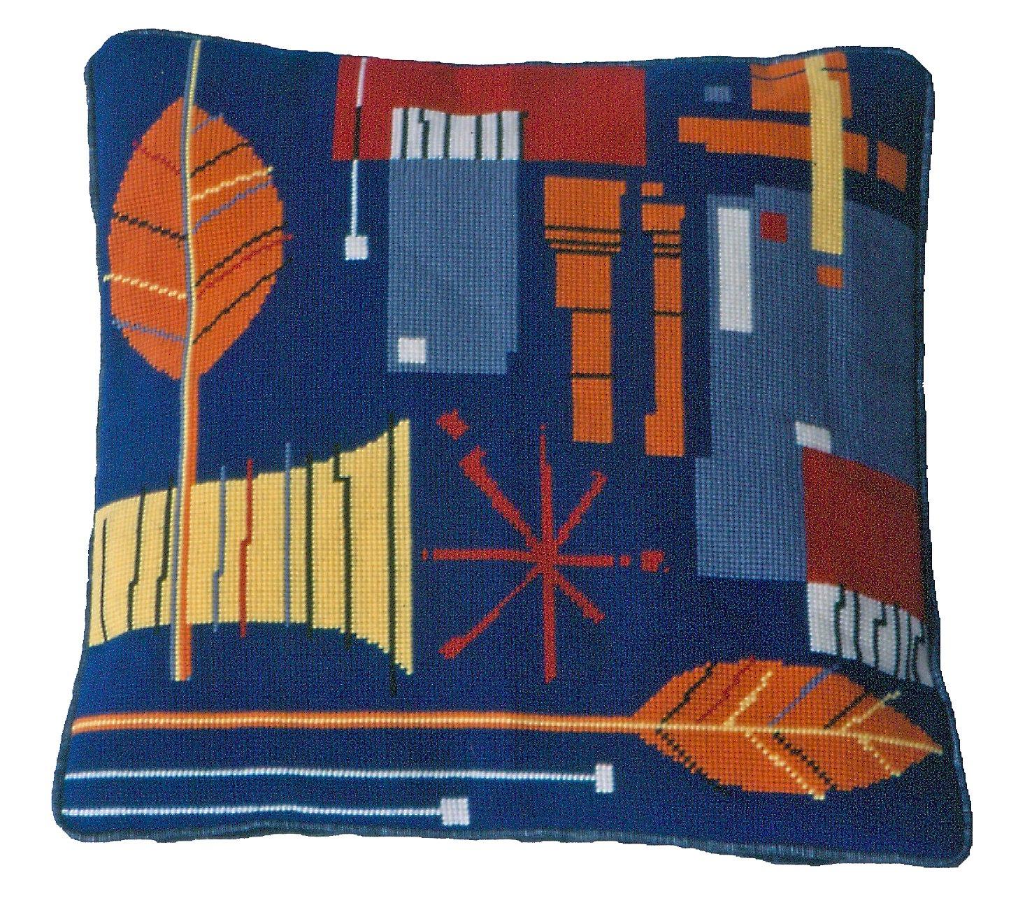 Autumn Blue Needlepoint Kit