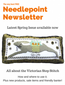 best needlepoint newsletter step stitch