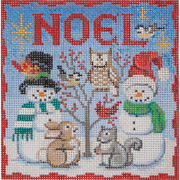 Noel Cardinals and Owls - in stock