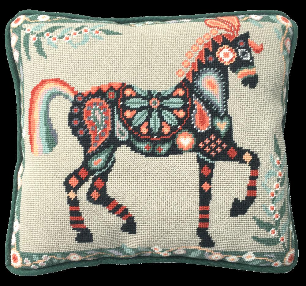 Painted Pony Needlepoint Kit