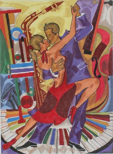 Jazz Dancers - Tango