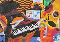 Rhythm II by Prince Duncan-Williams