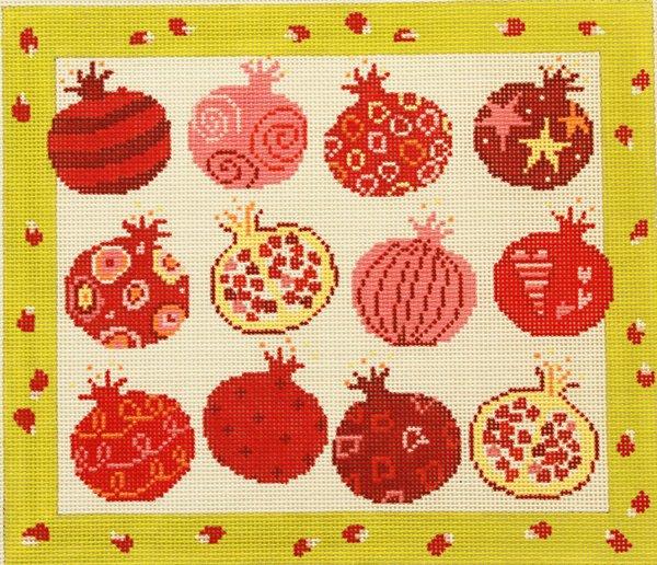 Pippin Studio Pomegranates