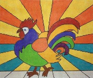 Sunrise Strut - Rooster