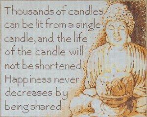 Sandra Gilmore Needlepoint Happiness