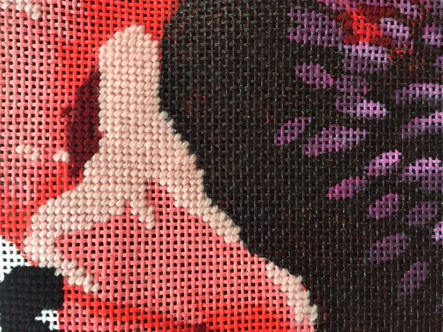 stitch shaded needlepoint