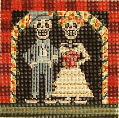 Wedding Skeletons by D DeRusha