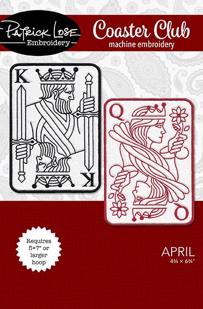 April 2020 Coaster
