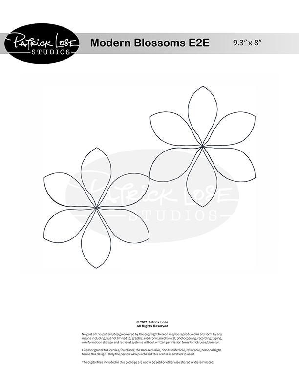 Modern Blossoms E2E