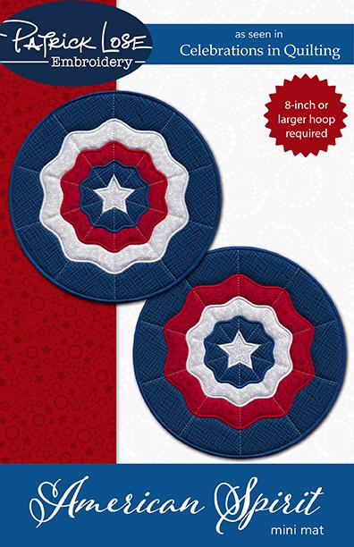 American Spirit mini mat