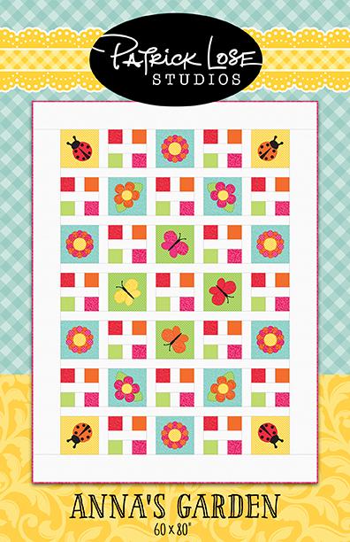 Anna's Garden digital pattern