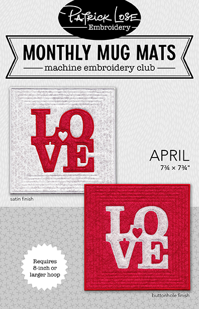NEW Monthly Mug Mats Club 2019/65% discount!