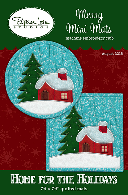August 2015/Home For The Holidays non-member