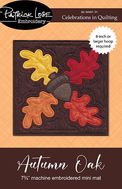 Autumn Oak mini mat
