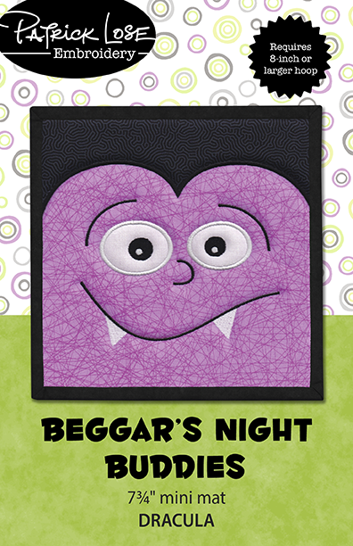 Beggar's Night Buddies DRACULA Fall 2019 issue