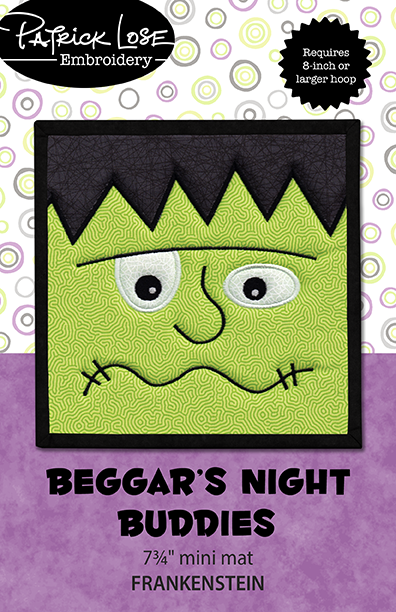 Beggar's Night Buddies FRANKENSTEIN Fall 2019 issue