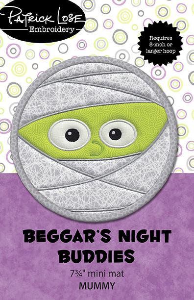 Beggar's Night Buddies MUMMY Fall 2019 issue