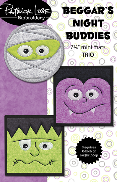 Beggar's Night Buddies TRIO Fall 2019 issue