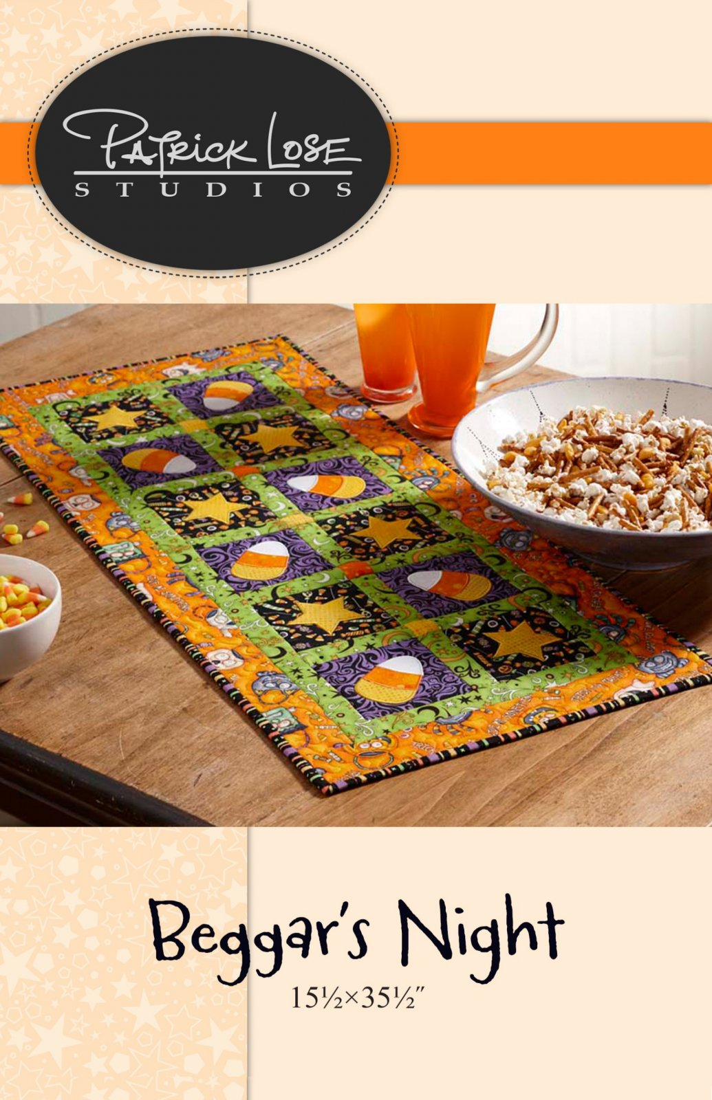 Beggar's Night table topper