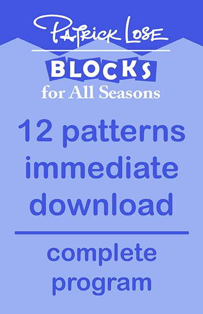 Blocks For All Seasons/complete year by immediate download