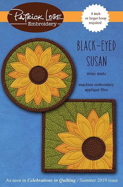 Black Eyed Susan mats
