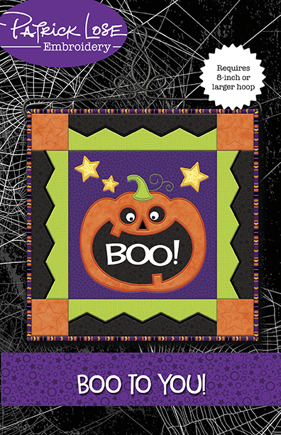 Boo to You! Fall 2019 issue - copy