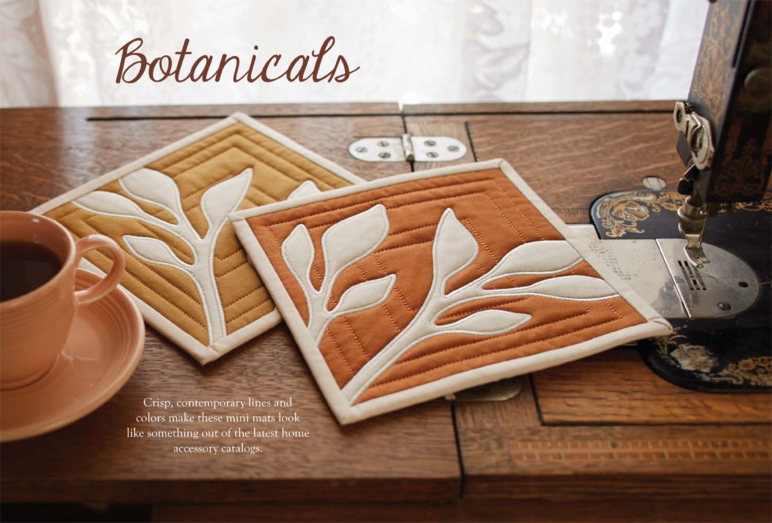 Botanicals mini mats