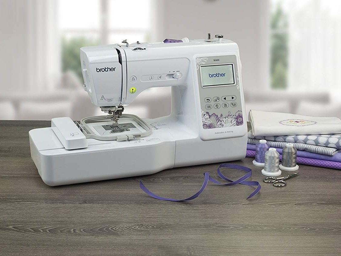 Patrick Lose Studios Exclusive Sewing/Embroidery Machine Package by Brother