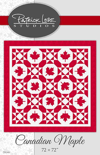 Canadian Maple digital pattern