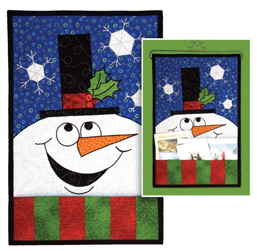 Christmas Card Caddy kit