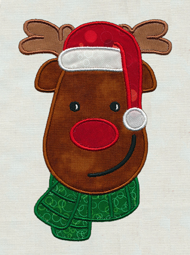 Christmas Cheer Rudolph