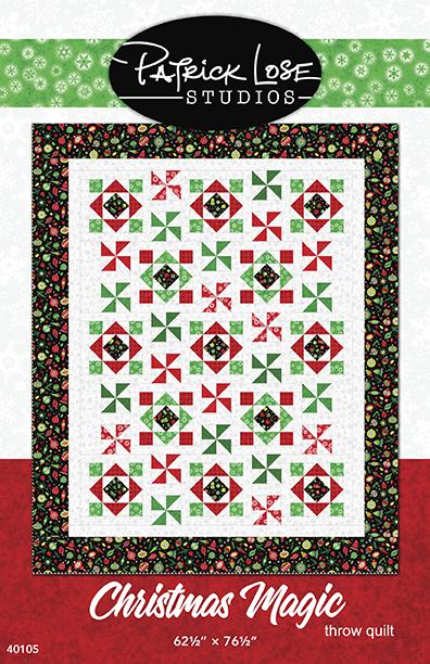 Christmas Magic Printed Pattern