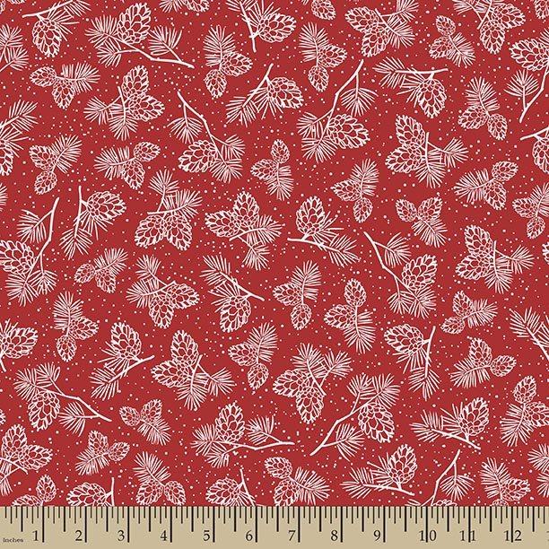 62704  Red Pine Cones