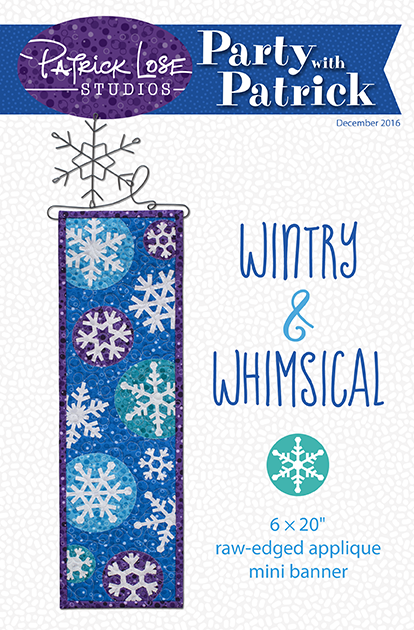 Wintry & Whimsical mini banner