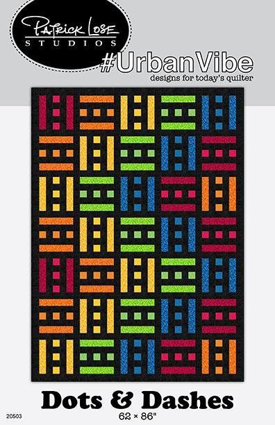 Dots & Dashes digital pattern